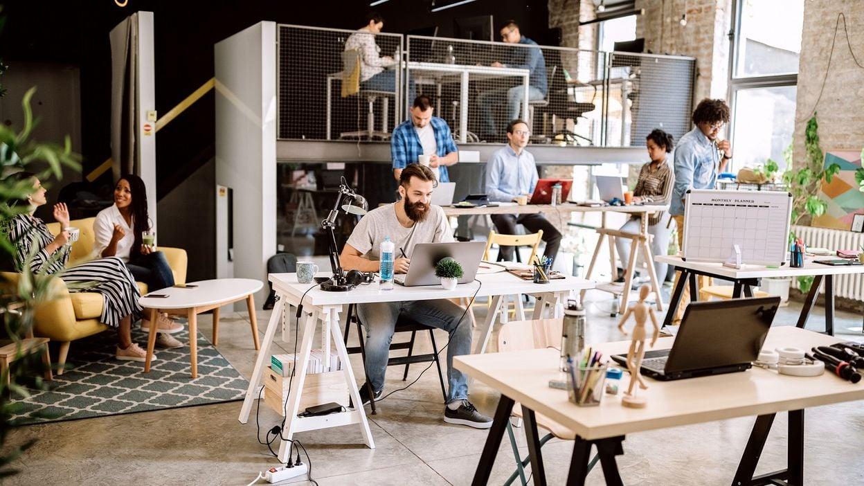Co-Working-Spaces als dritte Option zwischen Büro und Homeoffice