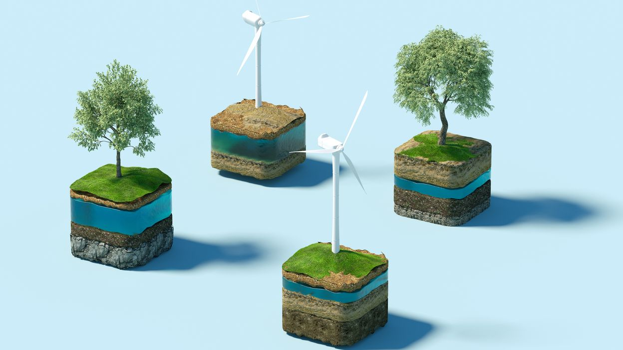 Neue Energieformen statt neue Kernkraftwerke