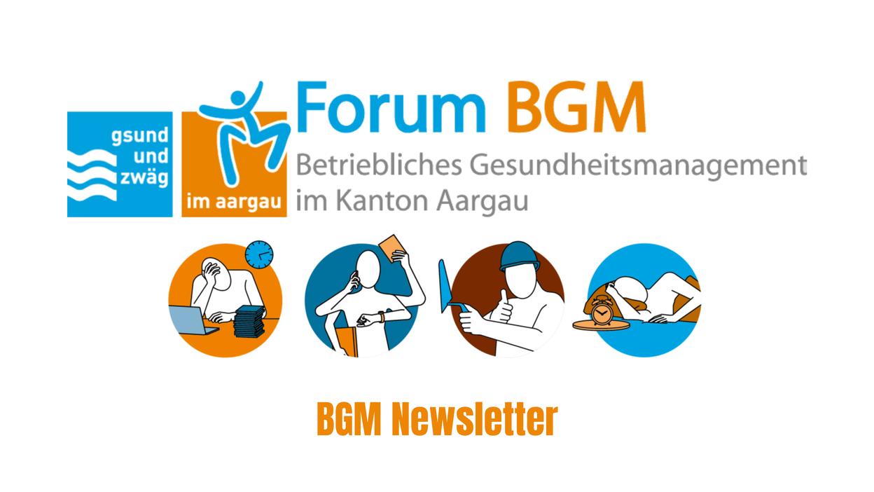 Forum BGM: Psychische Gesundheit von Lernenden