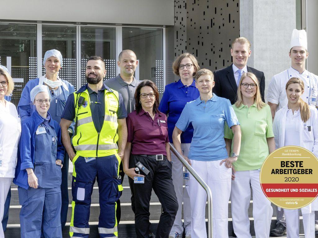 Kantonsspital Baden KSB