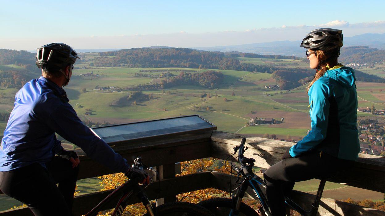 Natur pur im Jurapark Aargau erleben