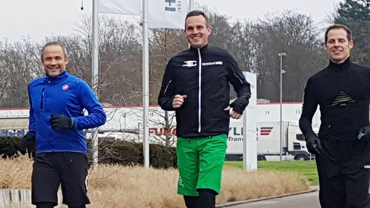 Joggingtrail / Spazierweg