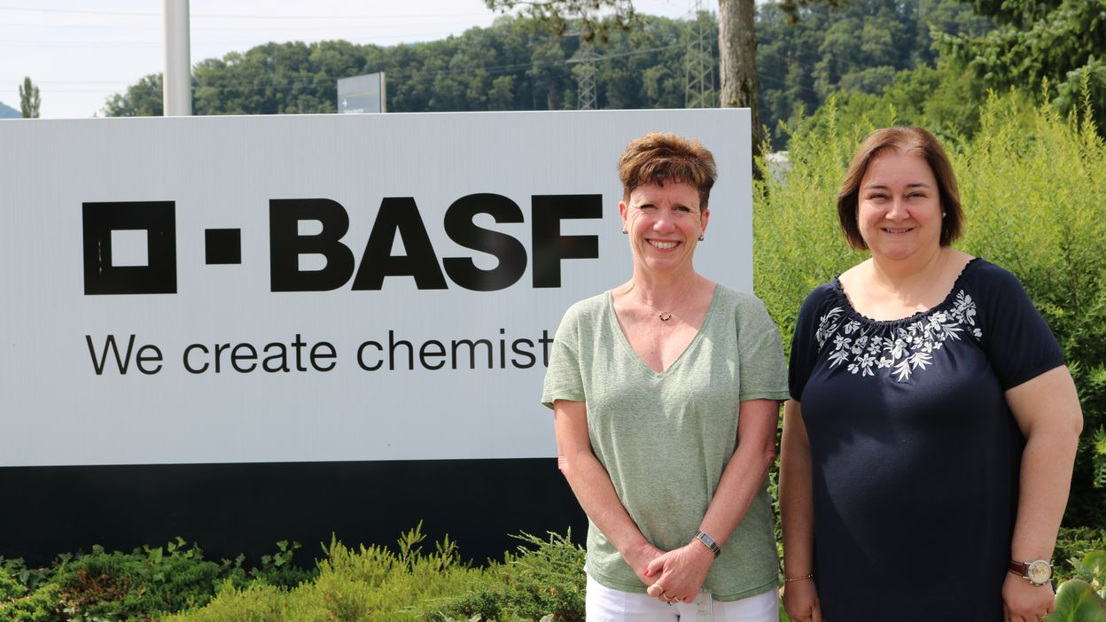 HR-Team des Monats: BASF Schweiz AG - Standort Kaisten