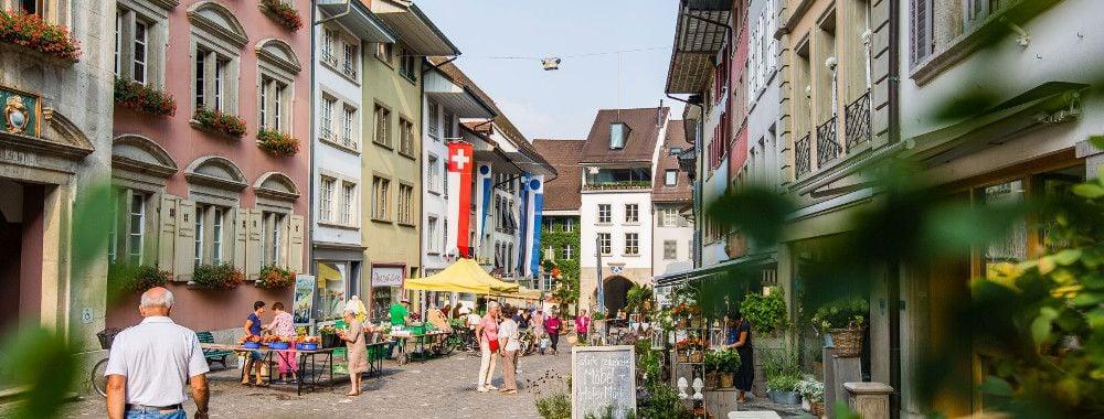 Essen in der Altstadt