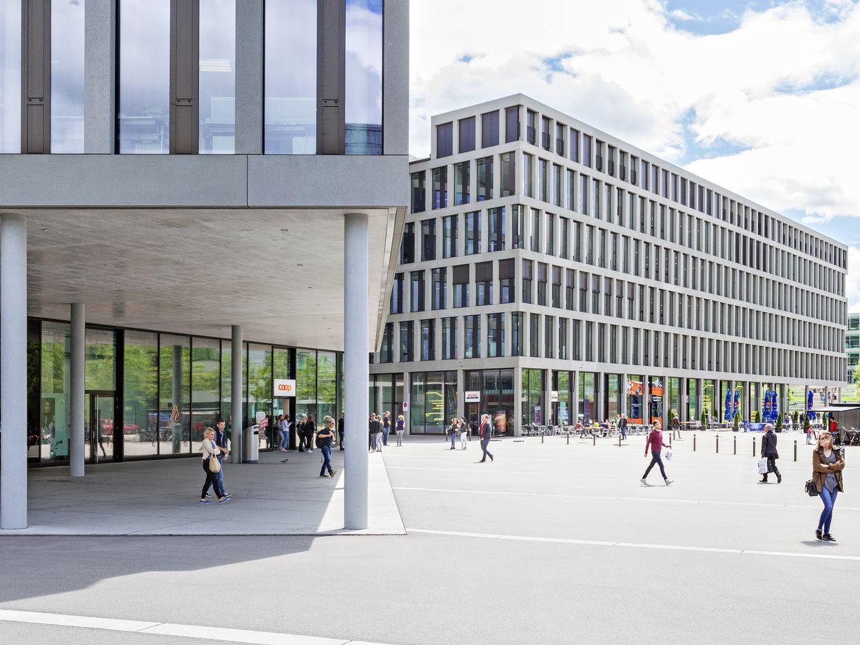 Fachhochschule Nordwestschweiz FHNW Campus Brugg-Windisch