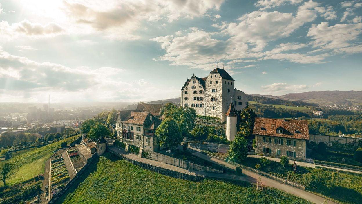Schlossgarten Wildegg