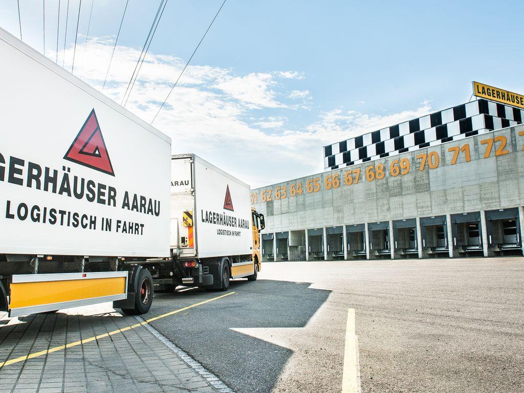 Lagerhäuser Aarau AG