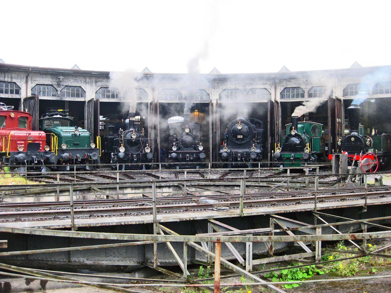 Bahnpark Brugg