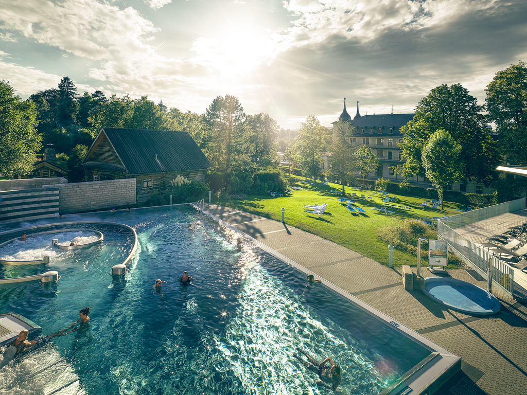 Wellness-Welt sole uno