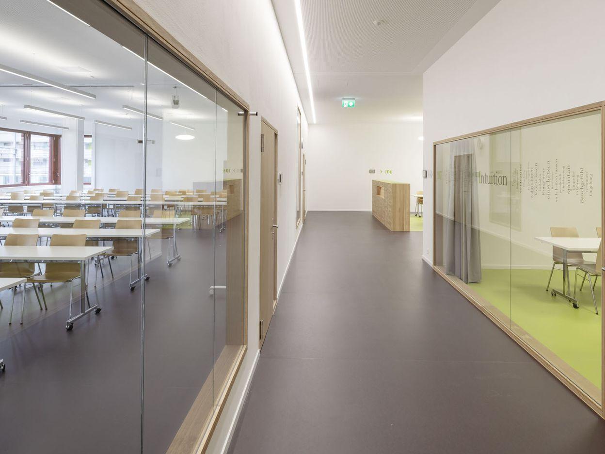 Höhere Fachschule Gesundheit und Soziales HFGS Aarau (Bahnhofstrasse)
