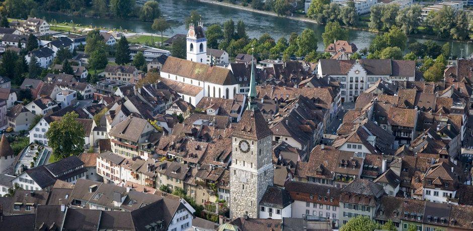 Schöne Altstadt geniessen